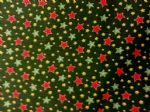 GREEN STAR - Fabric - Price Per Metre